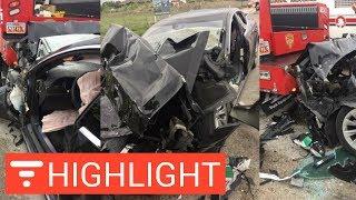 How Many Die Per Hour in Car Crashes? Tesla Utah Crash Unveils Key Stats - Video Youtube