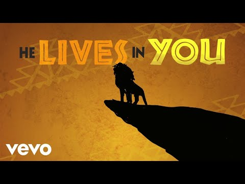 Michael Ball, Alfie Boe - He Lives In You (From
