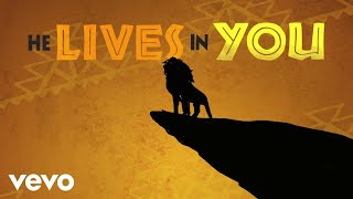 "Michael Ball, Alfie Boe - He Lives In You (From ""The Lion King"" / Lyric Video)"