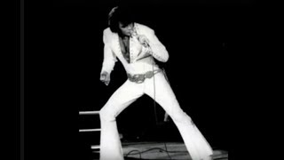 Elvis Presley - Where Did They Go, Lord [ CC ]