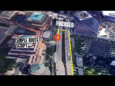 3d Map Generator - After Effects templates from Videohive