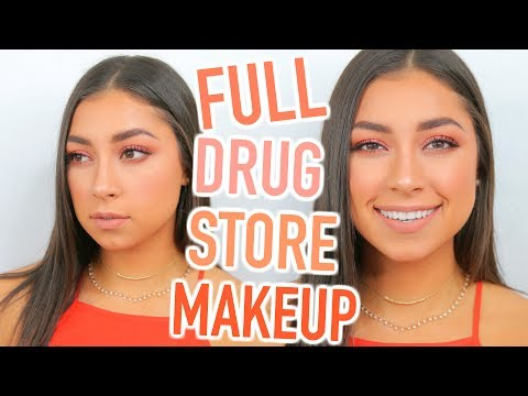 Face Full of Drugstore First Impressions – Makeup Tutorial!