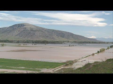 Στις πλημμυρισμένες περιοχές ο υφυπουργός Κ. Σκρέκας και κλιμάκιο του ΕΛΓΑ