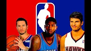 Most Handsome Players From Each NBA Team (2017 2018)