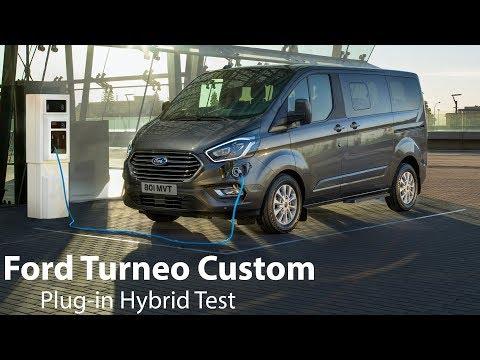 2020 Ford Turneo Custom PHEV (Transit Custom PHEV) Test / Quasi 500km elektrisch - Autophorie