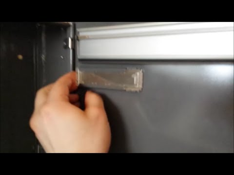 Briefkasten: Namensschild austauschen-Tutorial-Letter-Box: Exchange your Name-Plate