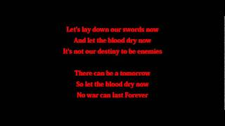 Angel Dust - Forever - Lyrics