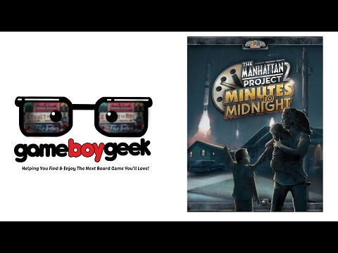 The Game Boy Geek Reviews Minutes to Midnight