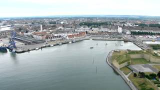 preview picture of video 'PORT DE PLAISANCE DE CALAIS, port sur la Côté d'Opale dans le Nord-Pas de Calais'