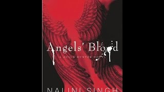 Angels Blood Book Review: Guild hunter series