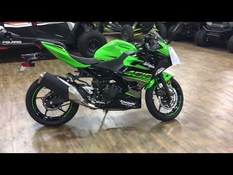 2018 Kawasaki Ninja 400 KRT Edition in Murrieta, California