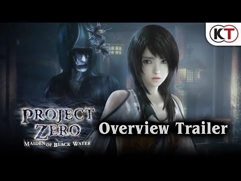 PROJECT ZERO: MAIDEN OF BLACK WATER Release Date Announcement Trailer
