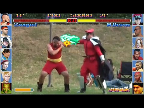 This Super Street Fighter Live Action Is So Bad It's Good. And So Good It's Bad.