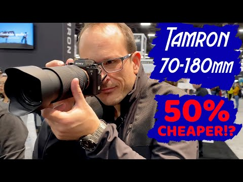 Tamron 70-180mm f2.8 - Best Value Sony Lens?
