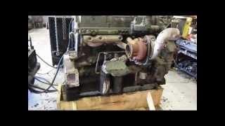 Detroit Diesel DDEC4 12.7L