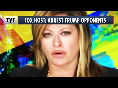 Fox Host: Why Not Arrest Trump's Opponents?