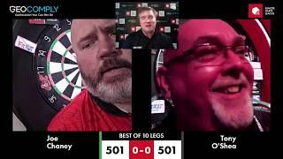 Remote Darts League - Season 2, night 10: 27/5/2020