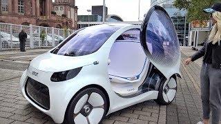 The Smartest Smart Car!