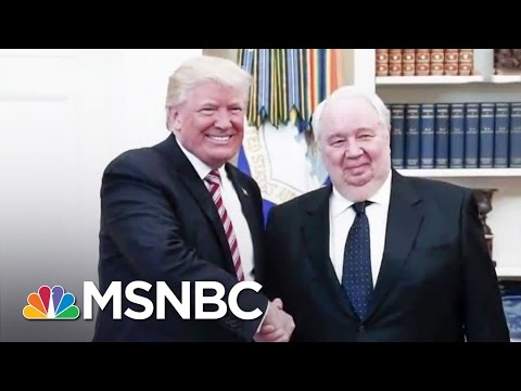 Did Donald Trump Break The Law By Revealing Classified Info To Russia? | For The Record | MSNBC