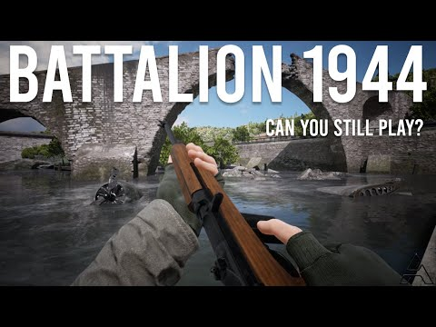 Can You Still Play Battalion 1944?