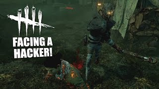 FACING A HACKER with Puppers! | Dead By Daylight LEGACY SURVIVOR