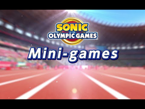 Sonic at the Olympic Games - Tokyo 2020  ¦  Mini-games Preview