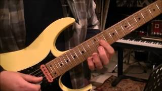 Finger Eleven - Paralyzer - Guitar Lesson by Mike Gross