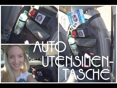 Test:  Diono Auto-Utensilientasche | babyartikel.de