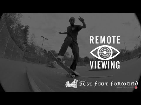 Zumiez Best Foot Forward 2018 - Maurio McCoy: Remote Viewing