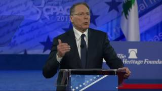 NRA Chief: Conservatives Should Stand Up