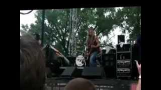 Art of Dying - Sorry (Rockfest 2012, Kansas City)