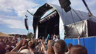 The Darkness - Love on the Rocks with no Ice - Live at The Godiva Festival, Coventry - 9 July 2017