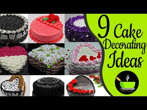 mp4 Cake Decoration Simple Ideas, download Cake Decoration Simple Ideas video klip Cake Decoration Simple Ideas