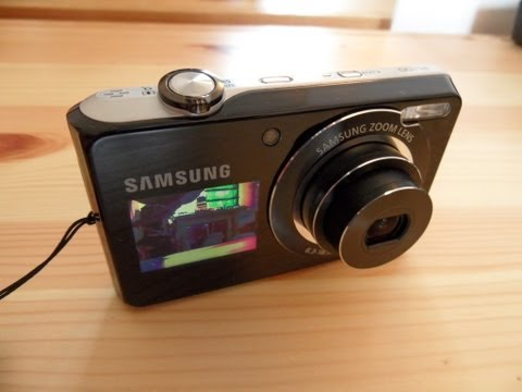 Samsung PL100 Camera