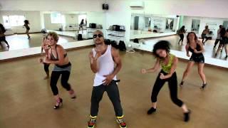 Dança Kuduro    Coreografia Legal !!!