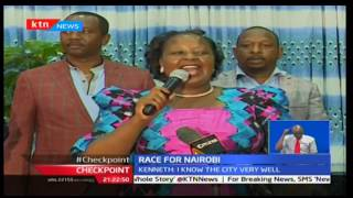 Checkpoint: Race for Nairobi gubernatorial seat intensifies as aspirants attend same church service