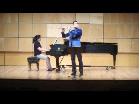 Bach E Major Flute Sonata