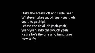 STICKY FINGERS~How to Fly Lyrics