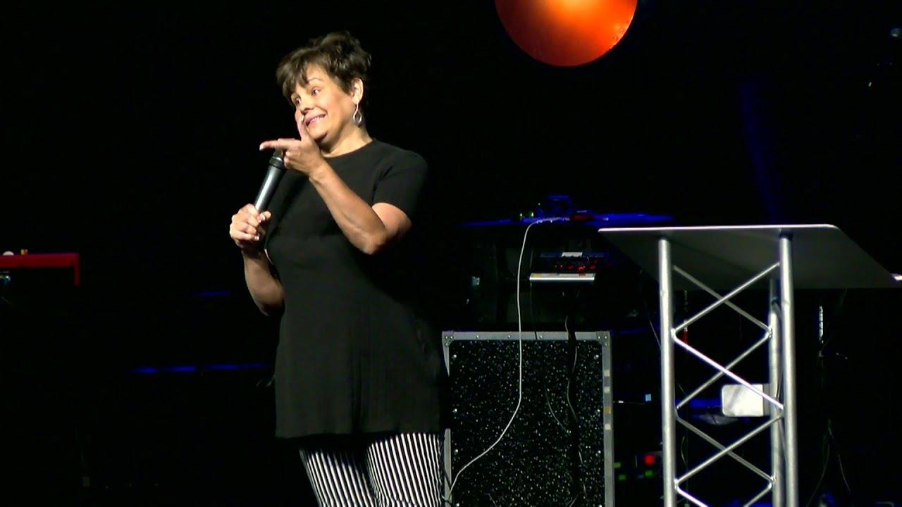 """9/8/21 – Nancy Crisp – """"Are You Filled Up?"""""""