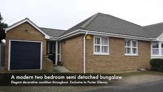 preview picture of video 'Montgomery Close, North Grays, Essex'