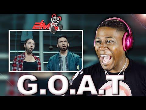 "Eminem - Godzilla ft. Juice WRLD ""Official Video"" TM Reacts (2LM Reaction)"