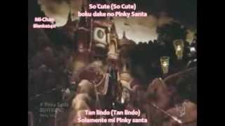 Boyfriend - Pinky Santa MV full - Sub Esp.Rom.
