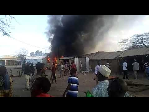 Skirmished erupts today in Modogashe Part I