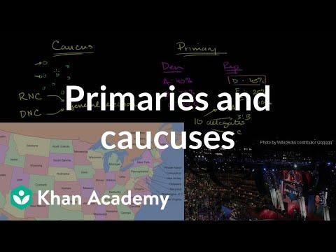 Primaries and caucuses - Docs.com