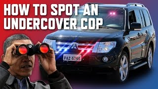 8 Ways To Spot An Undercover Cop Car