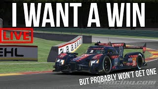 iRacing - I WANT A WIN!!! | iLMS @ Road America