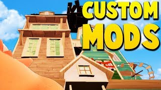 hello neighbor concept art house - Free video search site - Findclip Net