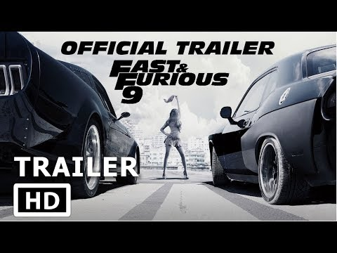 Fast & Furious 9 Official Trailer (2019)