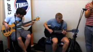 December Streets   Fire Through The Window Live At Tuks FM 1072