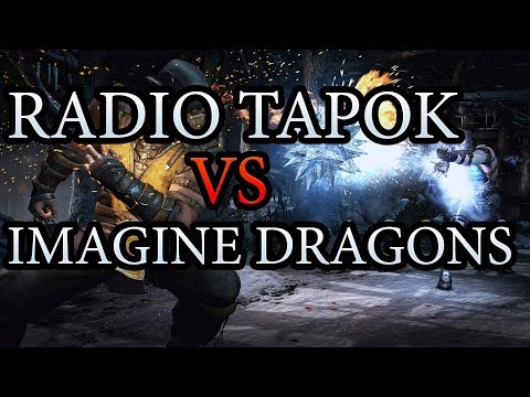 RADIO TAPOK-Whatever It Takes (Imagine Dragons Cover на русском)